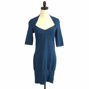 Prairie Underground MTV Dress - Blue - NWT